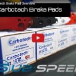Subispeed – Carbotech Brake Pad Overview