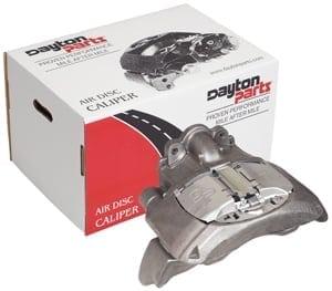 Dayton Parts Debuts All Makes Air Disc Brake Lineup The