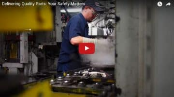 Federal-Mogul Motorparts: Delivering Quality Parts: Your Safety Matters